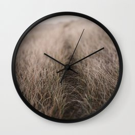 The Path of the Heart Wall Clock