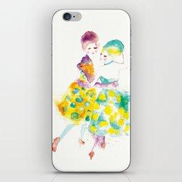 Rainbow Fashion iPhone Skin