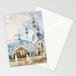 Kul Sharif Mosque, Kazan Stationery Cards