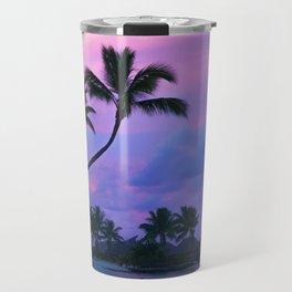 Tahitian Sunset Travel Mug