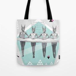 sqirrelsea dance Tote Bag