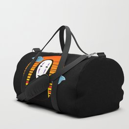 No Face a Lonely Spirit Duffle Bag