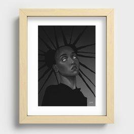 FKA twigs x Storm Recessed Framed Print