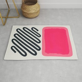Candy Floss Bubble Gum Rug