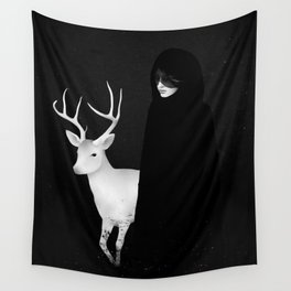 Absentia Wall Tapestry