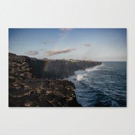 Hawaii Volcanoes National Park Canvas Print