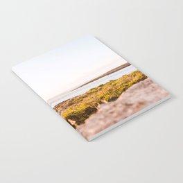 Sunset    Calm natural travel fine art print   Fuerteventura, Canary Islands, Spain Notebook