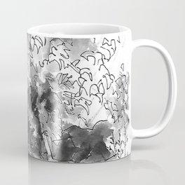Relaxing in the Fall Coffee Mug