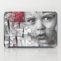 toddler iPad Cases featuring Hero Sessions III by HappyMelvin