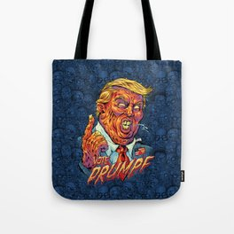 Trump Zombie Tote Bag