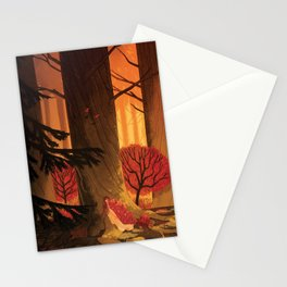 Blindsprings Page Five Stationery Cards