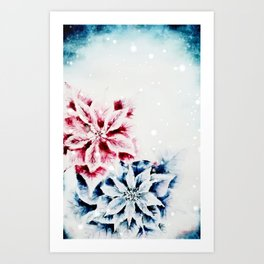 Stars of Winter Art Print
