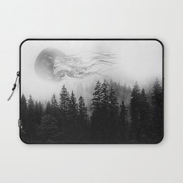 jellyfish forest 2 Laptop Sleeve
