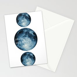 Love By The Moon Stationery Cards