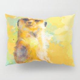 Dear Little Meerkat Pillow Sham