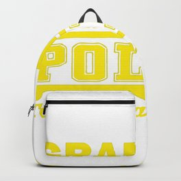 Grammar Police To Serve and Correct Backpack