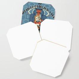 Amateur Detective Club Coaster