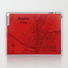Vintage Austin Red Laptop & iPad Skin