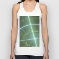 compass Tank Tops featuring Compass by C Juarez