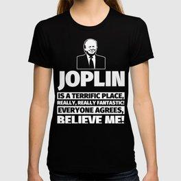 Joplin Funny Gifts - City Humor T-shirt