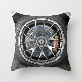 Brembo - Left Front Throw Pillow