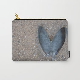 Open Mussel Carry-All Pouch
