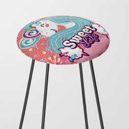 SWEET LIFE Counter Stool