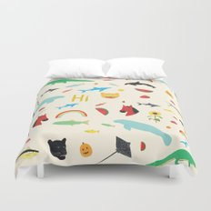 All Together Duvet Cover