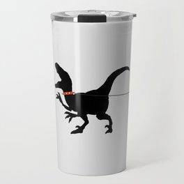 Bad Dino Travel Mug