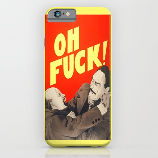 Oh F*#k ! iPhone & iPod Case