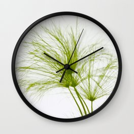 Papyrus - JUSTART (c) Wall Clock