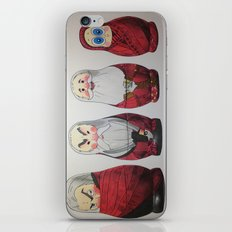North's Matryoshkas iPhone & iPod Skin