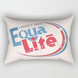 EquaLite [July 4th Edition] Rectangular Pillow