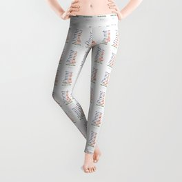 Think About Such Things . . . Leggings