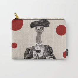 Anthropomorphic N°1 Carry-All Pouch