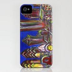 Philly Skyline LOVE Slim Case iPhone (4, 4s)