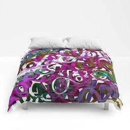 LOVE  3 Comforters