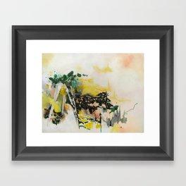 Hot Mixer Framed Art Print