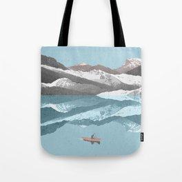 No River Wide Enough Tote Bag