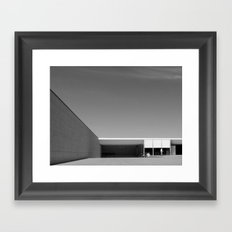 Museo UA Framed Art Print