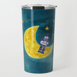 Seeing the Earth Travel Mug