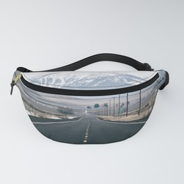 Mountain Road Fanny Pack