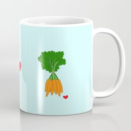 Happy Carrots Coffee Mug