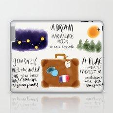 Marmalade Mood Laptop & iPad Skin