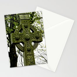 Celtic Cross at Monasterboice Stationery Cards