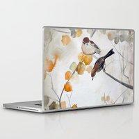 fall Laptop & iPad Skins featuring Fall by Mai Autumn
