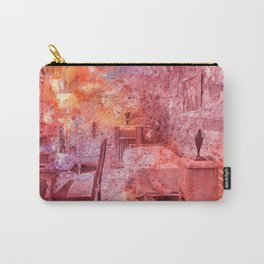 Al Capone's Vibrant Acrylic Cell Carry-All Pouch