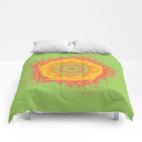 Summer Citrus Comforters