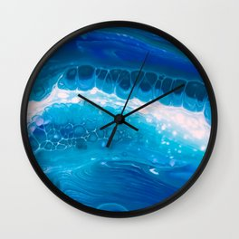 Oceanic Wall Clock