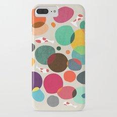 Lotus in koi pond Slim Case iPhone 7 Plus